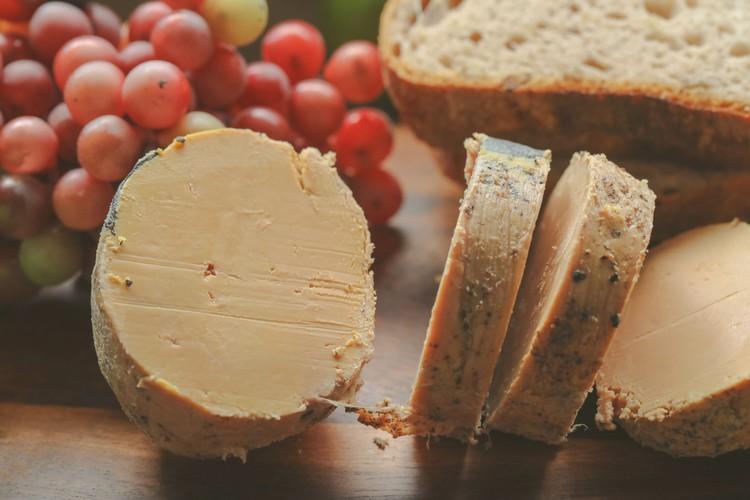 Foie gras sous vide
